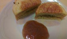 Baumkuchen mit Marmeladenspiegel