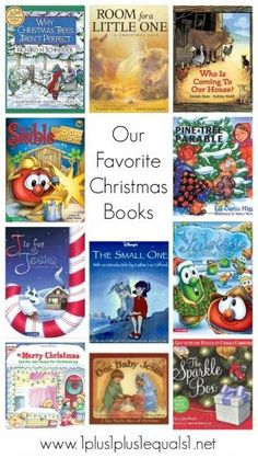 Our Favorite Children's Christmas Books Favorite Christmas Books for Kids Christmas Books For Kids, Preschool Christmas, Christmas Activities, Christmas Printables, Christmas Traditions, Winter Christmas, Christmas Themes, All Things Christmas, Christmas Crafts