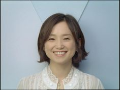 Nagasaku hiromi's cute smile :)