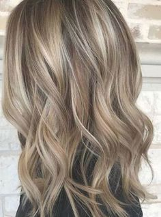 Sandy Blonde Hair, Balayage Hair Blonde, Sandy Hair Color, Blonde Hair Colors, Winter Blonde Hair, Balayage Hair Brunette With Blonde, Darker Blonde, Babylights Blonde, Bronde Balayage