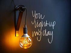 NITTIO led-lamp | Deze pin repinnen wij om jullie te inspireren. IKEArepint IKEA IKEAnederland verlichting led lamp duurzaam sfeer woonkamer accessoires decoratie inspiratie wooninspiratie