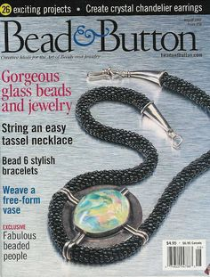 REVISTA DE COLLARES BEAD AND BUTTON - lucy bisuteriabb - Picasa Web Albums