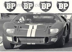 1966 LeMans Photo Fine Art Print