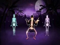 Just Dance Kids 2014 : Kids Songs Halloween Party | Dancing Games Children videos - YouTube