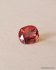 Cad Designer, Diy Crafts Hacks, Peach Orange, Color Stone, Supply Chain, Sapphire Gemstone, Jewelry Companies, Fossils, Loose Gemstones