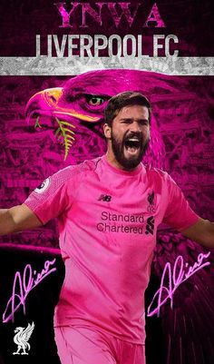 That save vs Manu against Lingard . Liverpool Fc Wallpaper, Liverpool Wallpapers, Liverpool Team, Fc Barcelona, Alison Becker, Premier League, Mohamed Salah Liverpool, Liverpool You'll Never Walk Alone, Juergen Klopp
