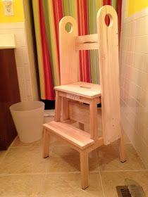 IKEA Hackers: Ikea's First Useful Children's Step-stool!