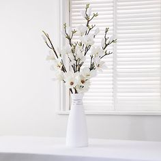 £110.00 Buy Floralsilk Magnolia Arrangement Online at johnlewis.com