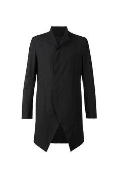 {Julius / 01 clothing / 07 outerwear / 01 jacket} Concealed Button Nylon Jacket