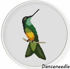INSTANT DOWNLOADFree shippingCounted Cross-Stitch por danceneedle