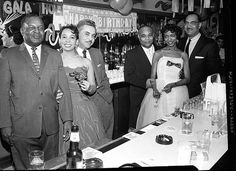 Babe Morris birthday party 1958 1/3 | Addison Scurlock, phot… | Flickr