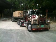 """""""Doing it for the love, it's in my blood"""" entered by Cali. #Peterbilt…"""