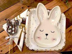 Bunny Table Setting