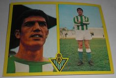 ROGELIO REAL BETIS BALOMPIE ESTE 1972