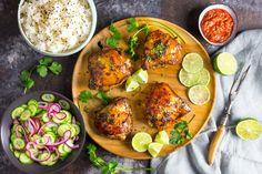 Vietnamese-style baked chicken