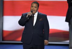 Singer Bobby Hill performs during the Democratic National Convention (DNC) in Philadelphia, Pennsylvania, U.S., on Monday, July 25, 2016. The Democratic National Committee gloated as Republicans struggled to project unity during the party's national convention, but they are now facing a similar problem after their leader resigned on the eve of their own gathering. Photographer: David Paul Morris/Bloomberg via Getty Images via @AOL_Lifestyle Read more…