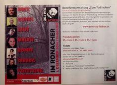 """Hans Theessink und viele andere am 1. Dezember 2014 im Ronacher Wien, bei der Benefiz-Gala """"Zum Tod Lachen"""""""
