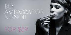 Ambassador™ font download