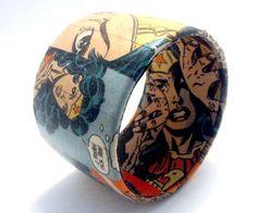 Wonder Woman pulsera