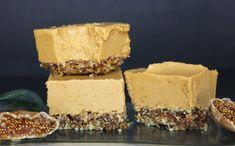 Peanut Butter Fig Bars [Vegan, Raw, Gluten-Free] | One Green Planet