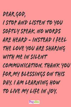 http://www.beliefnet.com/Prayables/Inspiration/Good-Prayers-of-Inspiration.aspx #Prayers #God #Quotes