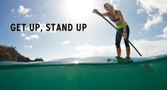 Roxy Outdoor Fitness: 5 tips to Paddle faster with SUP yoga instructor Gillian Gibree Sup Stand Up Paddle, Sup Yoga, Standup Paddle Board, Sup Surf, Learn To Surf, Outdoor Workouts, Paddle Boarding, Outdoor Fitness, Roxy