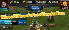 Download Clash of Kings hack for ioS and android mobiles www.facebook.com/