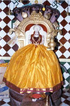 Goddess Padmavathi Amman - http://ift.tt/1HQJd81