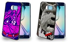 Gonzaga Bulldogs Cell Phone Hard Case TWO PACK for Samsung Galaxy S6, Samsung Galaxy S6 Edge