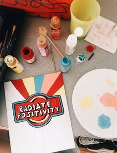 painting ideas on canvas aesthetic vsco Cute Canvas Paintings, Small Canvas Art, Diy Canvas, Dorm Paintings, Aesthetic Painting, Ideias Diy, Diy Painting, Trippy Painting, Easy Canvas Painting