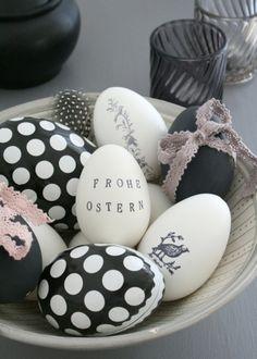 Creatief met eieren