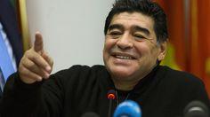 """Maradona: """"Infantino è un traditore. De Laurentiis deve parlare solo di film"""" - http://www.maidirecalcio.com/2016/03/01/185713.html"""