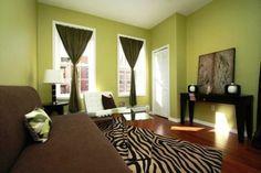 Wohnideen Wohnzimmer Grün wohnidee wohnzimmer richten sie ihr wohnzimmer in grün ein