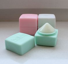 Balmi Lip Balm...cute like EOS!