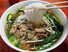 J'aimerais manger cette soupe qui s'appelle Pho.