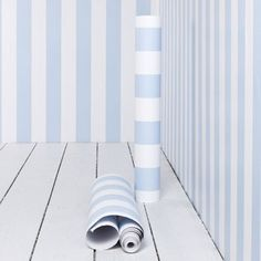 Kids Stripes Wallpaper - Zara home