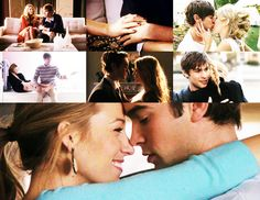 Nate and serena should have ended up together. He will always love her and she will always love him