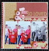 A Project by Wendy Sue from our Scrapbooking Gallery originally submitted 01/18/12 at 11:39 AM