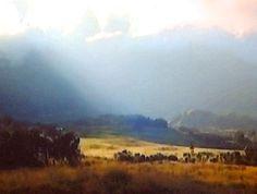 'Das Dorf in den Bergen' von Dirk h. Wendt bei artflakes.com als Poster oder Kunstdruck $18.03