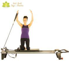 high 5th pilates reformer exercise 2