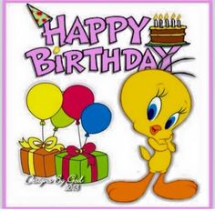 Birthday Qoutes, Tweety, Profile, Pictures, Happy, Books, Free Coloring Pages, User Profile, Photos