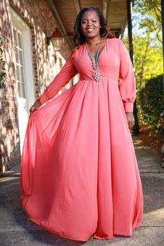 Image of Harvest Maxi Dress