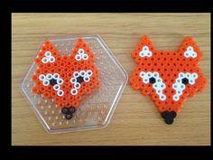 Dieser süße Fuchs aus Bügelperlen lässt sich super zu Schlüsselanhänger, Magneten, Broschen oder ähnlichen süßen Acccesoires verarbeiten. http://www.strickstern.de/diy/buegelperlen-ideen-727.html