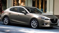 New Mazda3 2014 — Sporty Driving Experience For Under $17000 (Review)