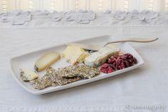 gluten-free seed crackers / cracker di semi (senza glutine)