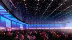 60,000 square foot grand ballroom