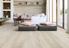 Tongue n Groove Timber Flooring - Colour Range Bistre limed blonde tones with subtle greys
