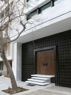 fachada estreita