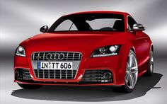 Audi TTS Coupe 2008. Car news, reviews and latest gadgets for the auto enthusiast at http://hondabay.com/blog/