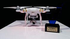1. Вибір редакції.   У цьому році, компанія DJI представила ряд нових продуктів, таких як Inspire 1 Pro Black Edition — для прихильників темної сторони:) і Phantom 3 4K, який виграв нагороду CES Editor's Choice Award від Reviewed.com 2. Аерозйомка тепловізором.   Нова Zenmuse XT тепловізійна камера, в співпраці з FLIR — лідером … Ces 2016, Dji Drone, Interesting News